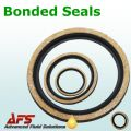 1/4 BSP Stainless Steel Self Centring Bonded Dowty Seal